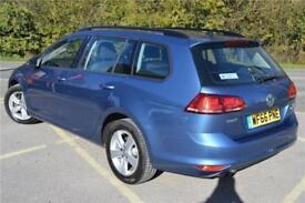 2016 Volkswagen Golf Estate Match Edition 1.4 TSI 125 PS 6-speed Manual Petrol b