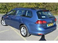 2016 Volkswagen Golf Estate Match Edition 1.4 TSI 125 PS 6-speed Manual Petrol b