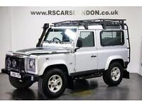 2006 Land Rover Defender 90 2.5 TD5 XS Station Wagon 3dr