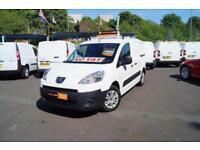 DEPOSIT TAKEN !! PEUGEOT PARTNER HDI SE L1 625 White Manual Diesel, 2011