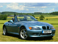 1998/S BMW Z3 1.9 Roadster Convertible Petrol Manual *FULL SERVICE HISTORY*