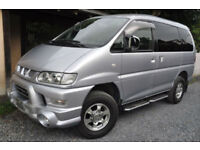 MITSUBISHI DELICA ACTIVE FIELD LTD AUTO 2006 7 SEATER