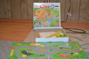 Jeu clue jr. (junior)
