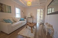 PRIVATE SALE: Fully Renovated Bungalow, A Must See!