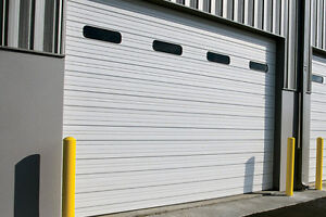 12' x 10' Roll Up Barn/Garage Door London Ontario image 1
