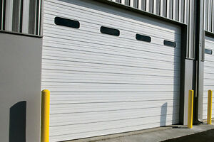 12' x 10' Roll Up Barn/Garage Door