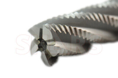 Shars 1-18 X 1 M2al Non Center Cutting Five Flute Roughing End Mill New P