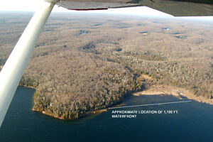 Farquhar Lake, 1,100 ft. waterfront, 93 acres
