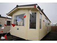 Static Caravan Isle of Sheppey Kent 2 Bedrooms 6 Berth Atlas Moonstone 2009