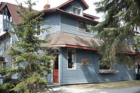 10 BDRM B&B located in Banff looking for Part Time Innkeeper