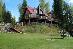 Kokanee Glacier BnB on Kootenay Lake BC