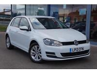 2013 VOLKSWAGEN GOLF 2.0 TDI SE GBP20 TAX, CRUISE, DAB and 16andquot; ALLOYS