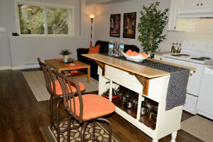 Fully Furnished Bear Mountain (Langford) 2 bed 1bath Avail Apr 1