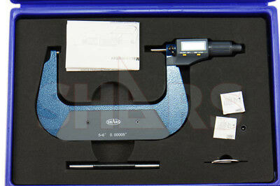 Out Of Stock 90 Days Shars 5-6 0.00005 Digital Electronic Outside Micrometer C