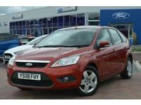 2008 FORD FOCUS 1.6 Style 5dr Auto