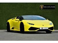 2017 Lamborghini Huracan LP 610-4 2dr LDF Automatic Petrol Convertible