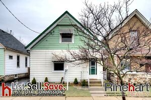 LIST. SELL. SAVE. 2.5% TOTAL - 134 St. JULIEN ST. $189,900