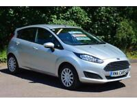 2013 FORD FIESTA 1.5 TDCi STYLE A/C TURBO DIESEL VERY LOW MILEAGE