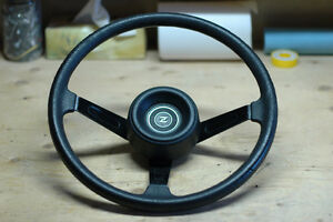 Datsun 280Z Steering Wheel