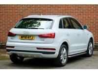 Audi Q3 1.4T FSI S Line Edition 5dr - Matt brushed alumini Estate Petrol Manual