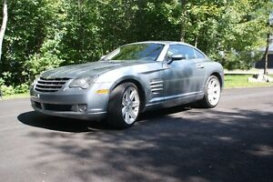 2007 Chrysler Crossfire Coupé (2 portes)