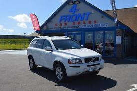 2013 VOLVO XC90 D5 ES AWD 2.4 DIESEL AUTOMATIC 7 SEATER 5 DOOR 4WD 4X4 DIESEL