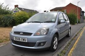 Ford Fiesta 1.25 2006.5MY Freedom (part service history)