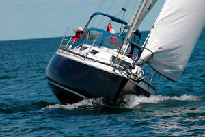 Well equipped CS27 sailboat  for sale