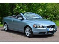 2007 VOLVO C70 2.4i Sport 2dr Geartronic Automatic VERY LOW MILEAGE