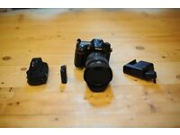 Nikon D7100 + battery grip (swap or sell)