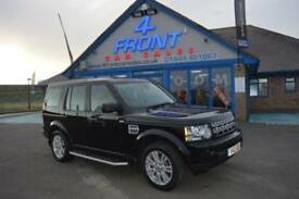 2012 LAND ROVER DISCOVERY 4 SDV6 XS 3.0 DIESEL AUTOMATIC 7 SEATER 4X4 4X4 DIESE