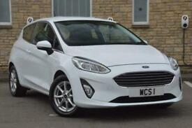image for 2018 Ford Fiesta 1.0T EcoBoost Zetec (s/s) 3dr