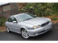 2003 Jaguar X-TYPE 2.0 V6 Sport+VERY LONG MOT+2 KEYS+BARGAIN+PX TO CLEAR+SWAP SE