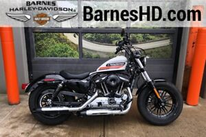 2018 Harley-Davidson XL1200XS - Sportster Forty-Eight Special