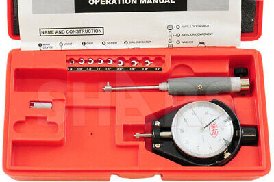 Shars 0.24-0.4 Dial Bore Gauge Gage .0005 Engine Cylinder Hole New