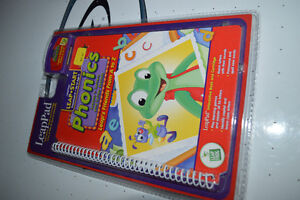 Leap Pad Book and Cartridge - new in package