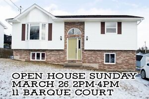 OPEN HOUSE Sunday, March 26 2pm-4pm