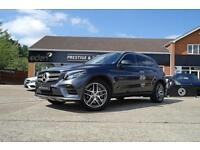 2016 Mercedes Benz GLC GLC 220d 4Matic AMG Line 5dr 9G Tronic 5 door Estate