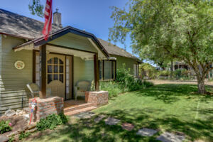 Sunny Arizona Holiday Cottage-
