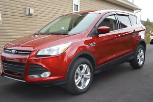 2013 FORD ESCAPE SE, ALL WHEEL DRIVE (AWD), 52,000KM