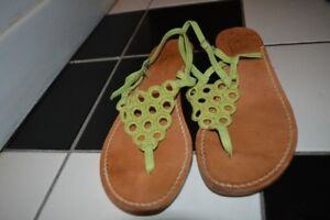 Handmade in Italy sandals size 40