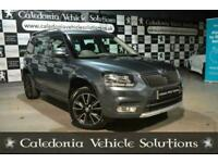 2015 Skoda Yeti 2.0 SE TDI CR 5d 109 BHP Hatchback Diesel Manual