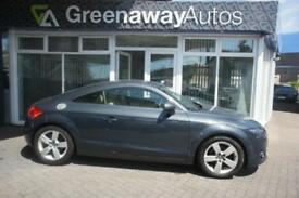 2008 AUDI TT TFSI LOVELY LOW MILES GREAT COLOUR COUPE PETROL