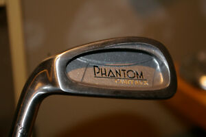 Left Handed Phanthom irons/wedge