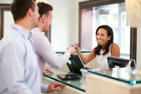 Permanent Part Time Service Receptionist Required
