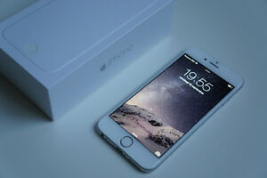 iPhone 6 16GB Silver for sale - UNLOCKED
