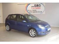 Ford Fiesta ZETEC BLUE 1.2