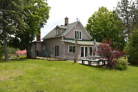 Hobby Farm in Brome Lake area = House + 7.9 acres = BEAUTIFUL