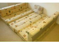 CARAVAN UPHOLSTERY VERY GOOD CONDITION INC FREE DELIVERY ONLY £125.00