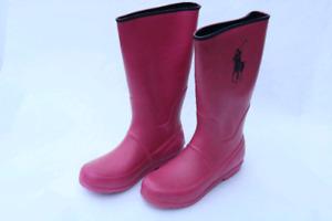 Polo Kids Proprietor Large Pony rain boots